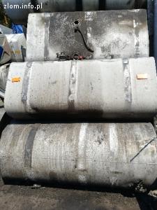 Chłodnice I baki aluminiowe z aut ciężarowych