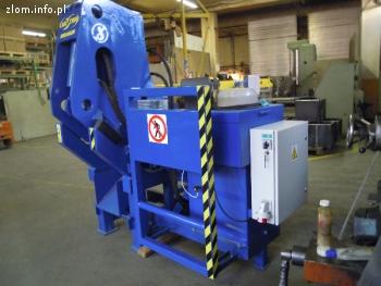 Maszyna do łamania szyn - maszyna do cięcia szyn kolejowych