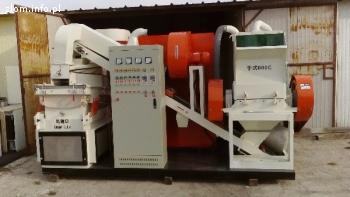Maszyna do recyklingu kabli