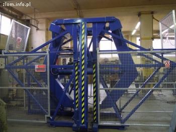 Maszyna do usuwania drutów z opon