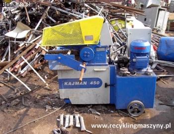 Nożyce do cięcia metali kolorowych K450 L