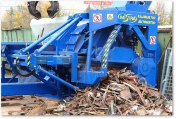 Prasonożyce do złomu 700 ton