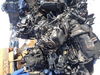 Skup zlomu,skup silników spalinowych ze skrzyniami