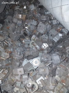 sprzedam zorbę aluminium i magnesy od liczników
