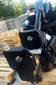 Zawiesie do koparki do chwytaka do złomu 600 litrów