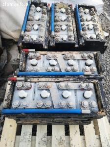 Złom akumulatorów nilklowo-kadmowych