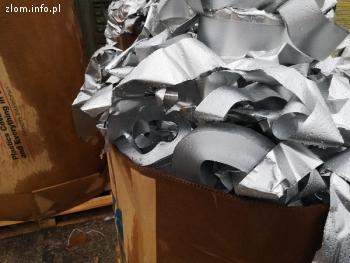 Złom aluminium paczka analiza 1200